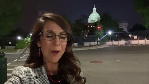 Lauren Boebert Has INCREDIBLE Response to Biden's Joint Address to Congress