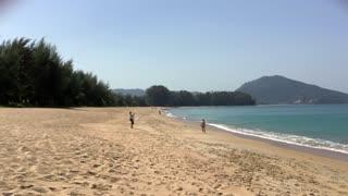 Phuket International Airport (Beach View)