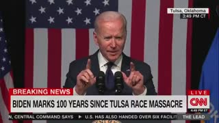 Biden Makes Outrageous Claims About White Supremacy
