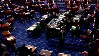 Senate passes Biden's $1.9 trillion Covid relief plan