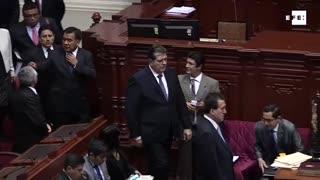 Suicidio del expresidente Alan García