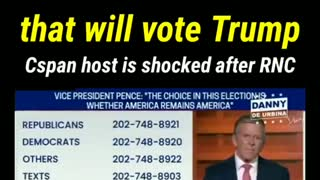 8 minutes of Fed up Democrat voters who are now voting Trump