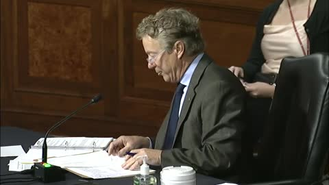 Dr. Paul Introduces Amendment to Lower Foreign Aid by 10 percent During SFRC Hearing - July 28, 2021