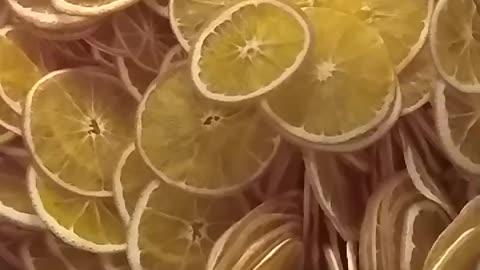 Orange slow motion