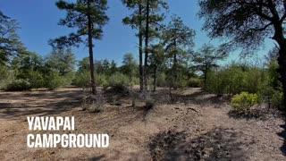 Yavapai Campground, Prescott, AZ