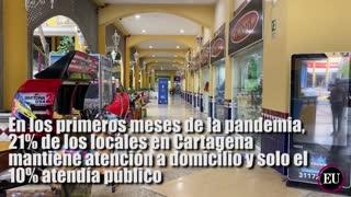 ¿Has ido a algún centro comercial en medio de la pandemia?