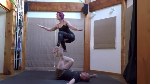 acroyoga sequence