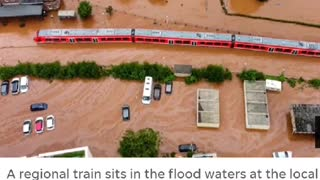Floods have caused Germany's worst mass loss of life in years.