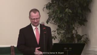 Special Song - Redeemed, by James W. Bryant, 2015