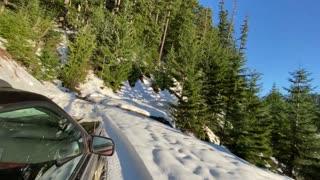 South side Mt. Rainier Nov 29 2020