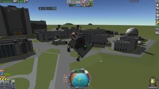 Kerbal Space Program: Jumping Rover