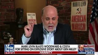Mark Levin BLASTS General Milley