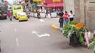 La 'nueva normalidad' en las calles del Centro de Bucaramanga