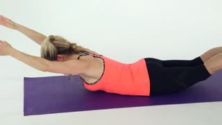 Swan Exercise