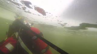 Fun under the ice