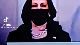 Kamala Harris is a demon