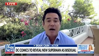 Dean Cain responds to bi Superman