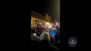 Staten Island: American Patriots protesting against Cuomo