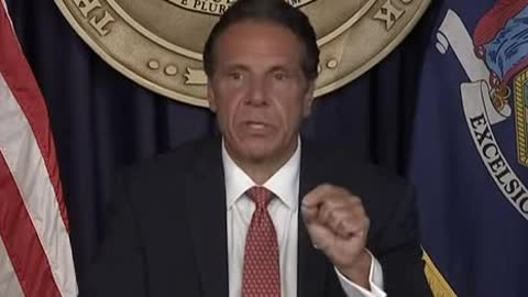 Andrew Cuomo Calls for Vaccine-Only Admission