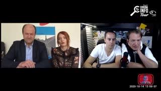Bodo Schiffmann und Samuel Eckert - Interview mit dem MdL Markus Bayerbach wegen des toten Kindes