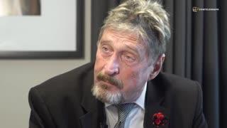 John Mcafee interview