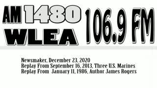 Wlea Newsmaker, December 23, 2020