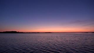 Piney Point, MD - SUNRISE - 1 Hour - NO SOUND