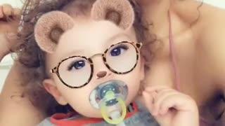 Baby boy 👩👦❤🥰🤪