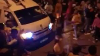 Three teens killed at Langa street party