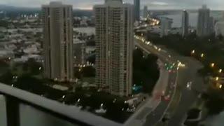 35th floor ocean view apartment - Rhapsody Resort Surfers Paradise/Gold Coast walkthrough