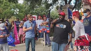 #StopTheSteal 3 Austin TX 21 November 2020