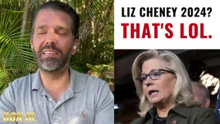 Liz Cheney 2024? - LOL
