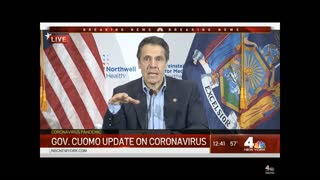 Watch Govenor Andrew Cuomo in eye opening video
