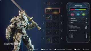 Godfall - Introducing Greyhawk