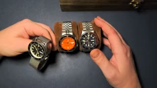 Watch Collection Jan 2021