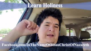 Learn Holiness