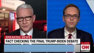 CNN Fact Checking Joe Biden!