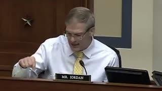 Jim Jordan Demands Investigation Into COVID-19 Origins