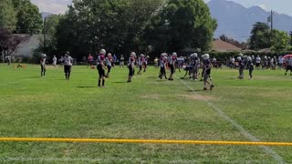 Cedar Valley youth football.