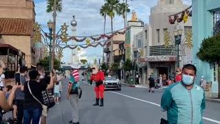 Covid parade