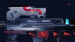 Cyberpunk 2077 - Weapons Overview Trailer