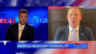 Real America - Dan W/ Andrew Giuliani (August 23, 2021)