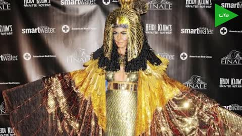 Heidi Klum's Best Halloween Costumes on theFeed