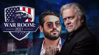 SPECIAL BROADCAST WarRoom with Steve Bannon