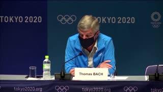 Belarus sprinter case 'deplorable' - IOC President