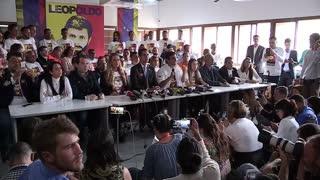 """Guaidó considera """"una burla"""" que gobierno de Maduro lleve ayuda a Cúcuta"""