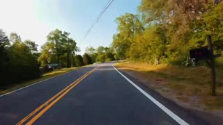 Time lapse from bike