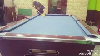 8 ball pool I'm win