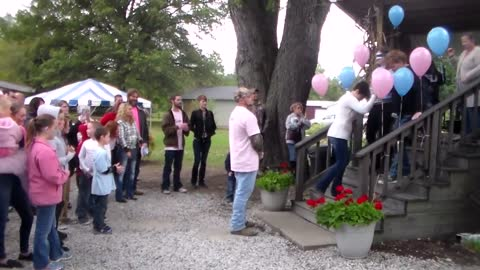 Gender Reveal Party Takes An Unexpected Turn