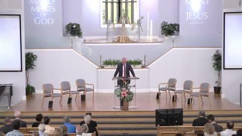 Setting the Framework   Pastor Ron Kelly